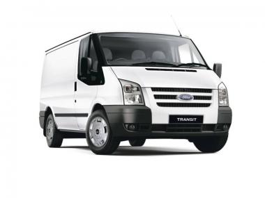 Текстильные коврики Ford Transit 2007-2014
