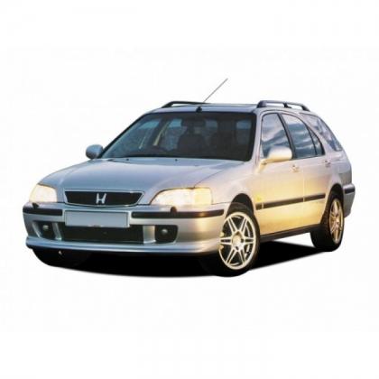Текстильные коврики Honda Civic VI Aerodeck 1990 - 2000