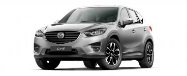 Текстильные коврики Mazda CX-5 2011 - 2016
