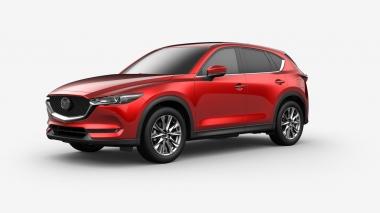 Текстильные коврики Mazda CX-5 2017 - н.в.