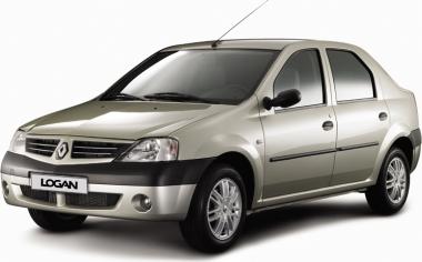 Текстильные коврики Renault Logan 2004 - 2014
