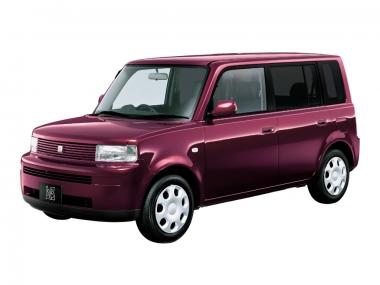 Текстильные коврики Toyota BB I 2000 - 2005