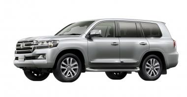 Текстильные коврики Toyota Land Cruiser 200 2012 - наст. время  (5 мест)