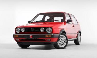 Текстильные коврики Volkswagen Golf II 1983 - 1992