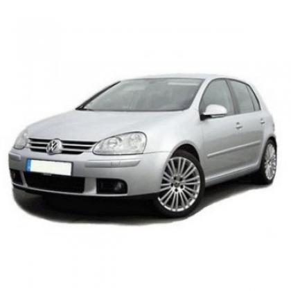 Текстильные коврики Volkswagen Golf V 2003 - 2008