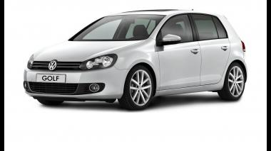 Текстильные коврики Volkswagen Golf VI 2008 - 2013