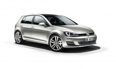 Текстильные коврики Volkswagen Golf VII 2012 - наст. время
