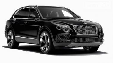 Коврики из экокожи 3D  Bentley Bentayga I 2015 - наст. время