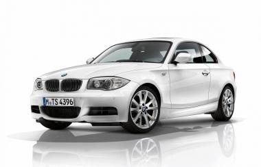 Коврики из экокожи 3D  BMW 1 (E82/Е88) 2004 - 2011 (купе)