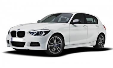 Коврики из экокожи 3D  BMW 1 (F20/F21) 2011- 2020