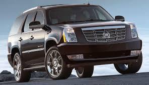 Коврики из экокожи 3D  Cadillac Escalade III 2007 - 2014 (5 мест)