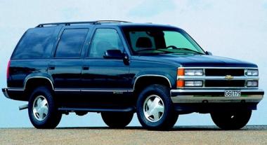 Коврики из экокожи 3D  Chevrolet Tahoe I 1995 - 1999