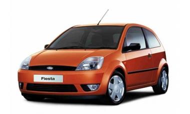 Коврики из экокожи 3D  Ford Fiesta V (Mk5) 2002 - 2008
