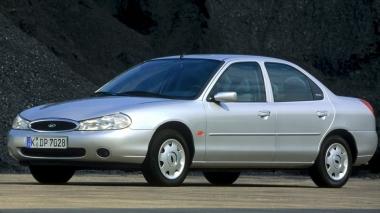Коврики из экокожи 3D  Ford Mondeo II 1994 - 2001