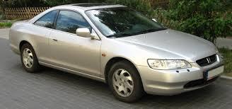 Коврики из экокожи 3D  Honda Accord VI Coupe 1998 - 2002