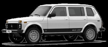 Коврики из экокожи 3D  LADA (ВАЗ) 2131 (4x4) (5 дверей) 1977 - наст. время