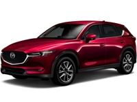 Коврики из экокожи 3D  Mazda CX-5 2017 - н.в.