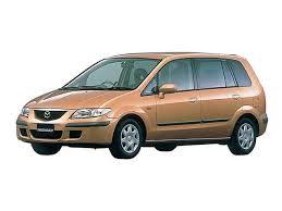 Коврики из экокожи 3D  Mazda Premacy I (CP) 1999-2005