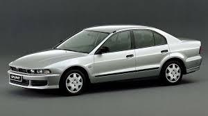 Коврики из экокожи 3D  Mitsubishi Legnum/Galant VIII 4WD (правый руль) 1996-2002