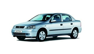 Коврики из экокожи 3D  Opel Astra G 1998 - 2005
