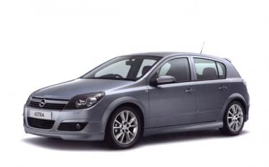 Коврики из экокожи 3D  Opel Astra J (хетчбек, седан) 2010 - наст. время