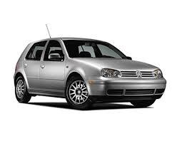 Коврики из экокожи 3D  Volkswagen Golf IV 1997 - 2005