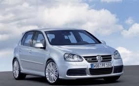 Коврики из экокожи 3D  Volkswagen Golf V 2003 - 2008