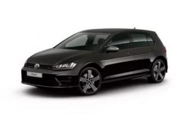 Коврики из экокожи 3D  Volkswagen Golf VII 2012 - наст. время