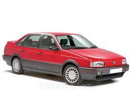 Коврики из экокожи 3D  Volkswagen Passat B3 1988 - 1993