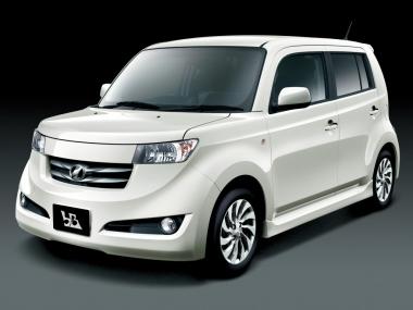 Коврики Eva Toyota BB II 2005-2016 (правый руль)