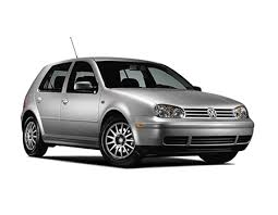 Текстильные коврики Volkswagen Golf IV 1997 - 2005