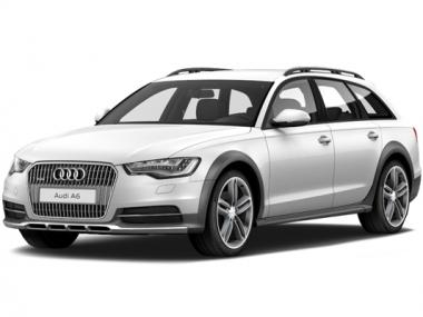 Текстильные коврики Audi A6 (C7) Allroad  2011 - 2018