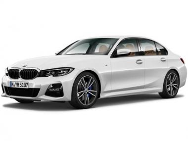 Текстильные коврики BMW 3 серия VII (G2x) 2018 - наст. время
