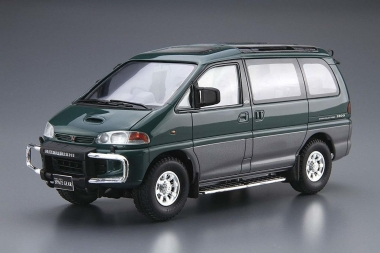 Текстильные коврики Mitsubishi Delica 1993 - 2006 (кузов PE8W)