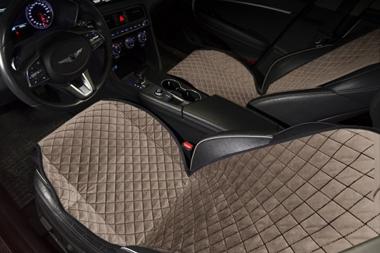Накидки на сидения автомобиля из алькантары Накидки на сидения автомобиля из алькантары RS