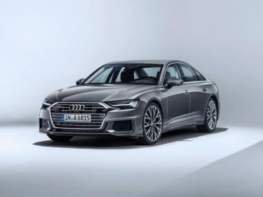 Текстильные коврики Audi A6 (C8) 2018-н.в.