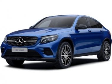 Текстильные коврики Mercedes GLC-класс Coupe C253 2015 - наст. время