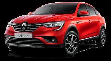 Текстильные коврики Renault Arkana 2019 -