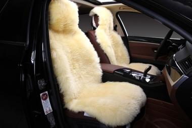Накидки на сиденья автомобиля из Овчины Накидки на передние сиденья автомобиля из Овчины (Австралия)