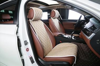 Накидки на сидения автомобиля из алькантары Накидки на сидения автомобиля из алькантары GT