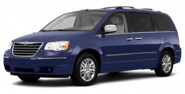 Текстильные коврики Chrysler Town Country IV 2000-2005