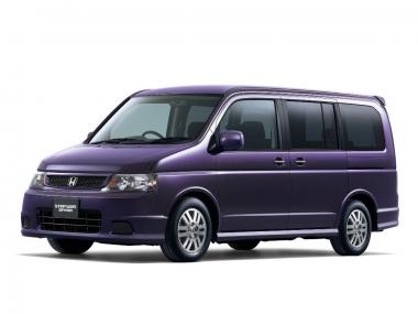 Текстильные коврики Honda Stepwgn III 2005-2009