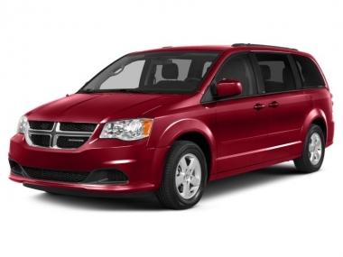 Текстильные коврики Dodge Caravan V 2007-2020
