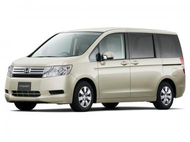 Текстильные коврики Honda Stepwgn IV (правый руль) 2009 - 2012