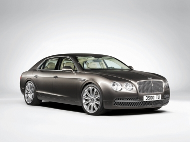 Коврики EVA Bentley Flying Spur I 2013-2019