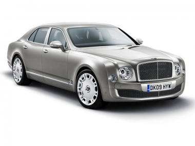Коврики EVA Bentley Mulsanne II 2010-2016