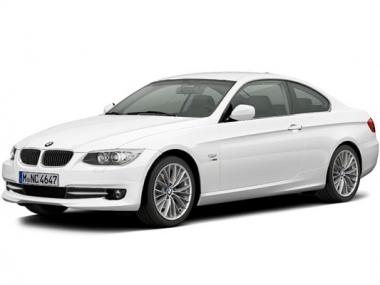 Текстильные коврики BMW 3 (E92)  купе 2005 - 2012