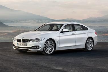 Текстильные коврики BMW 4 (F32/F33/F36) Gran Coupe  2013 - наст. время