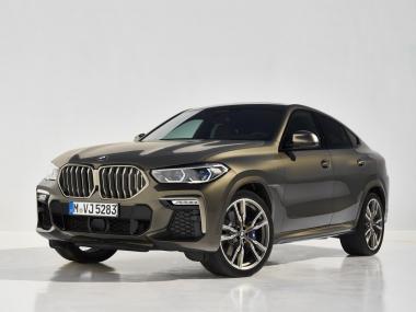 Текстильные коврики BMW X6 (G06) 2019 - наст. время