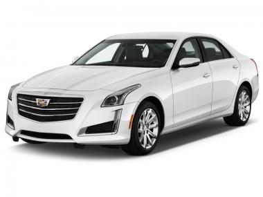 Текстильные коврики Cadillac CTS III 2013-2019